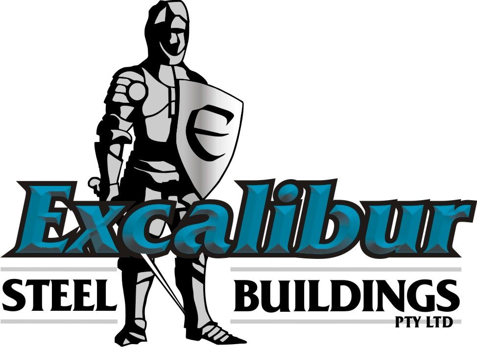 Logo for Excalibur Steel Buildings