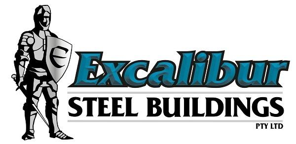 Excalibur Steel Buildings Logo